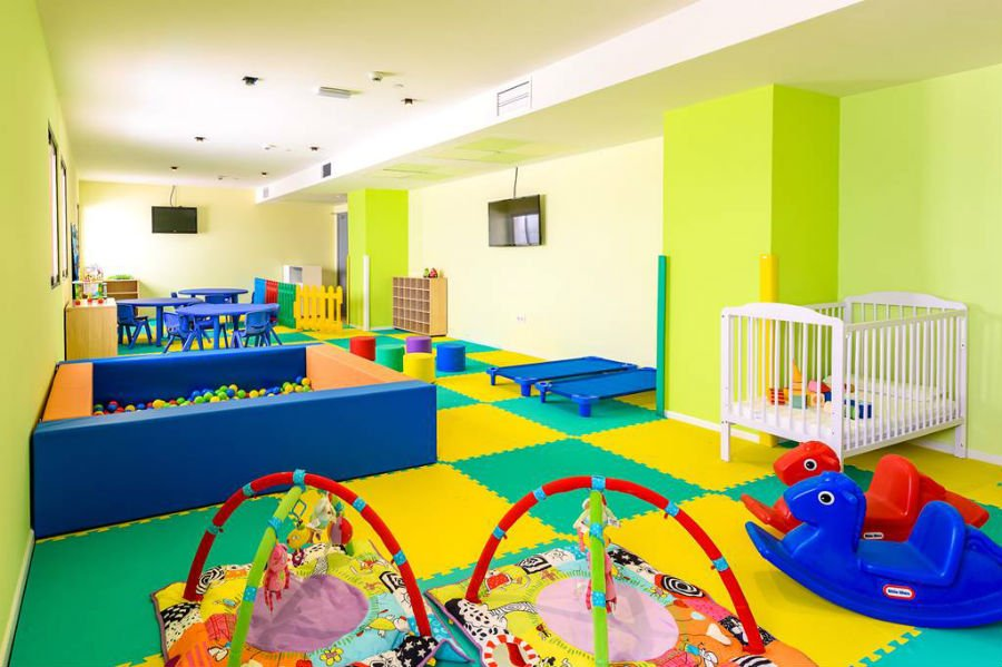 baby and toddler place to stay in benidorm