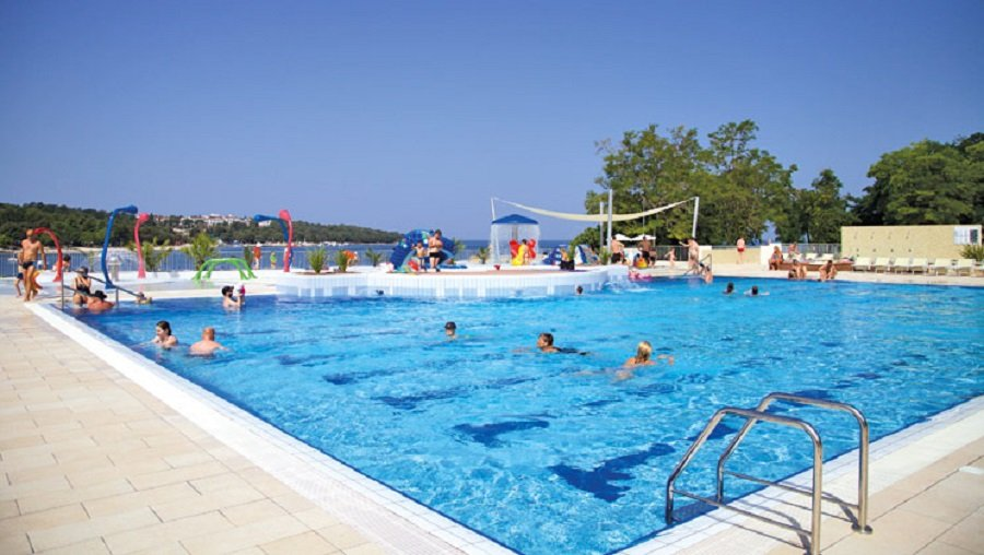 baby and toddler friendly holiday park in croatia