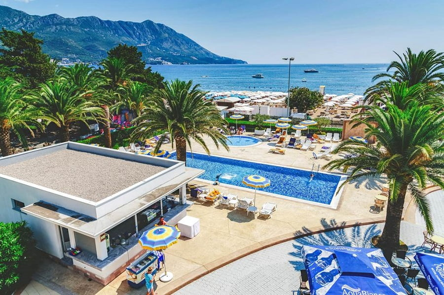 baby and toddler friendly holidays Montenegro