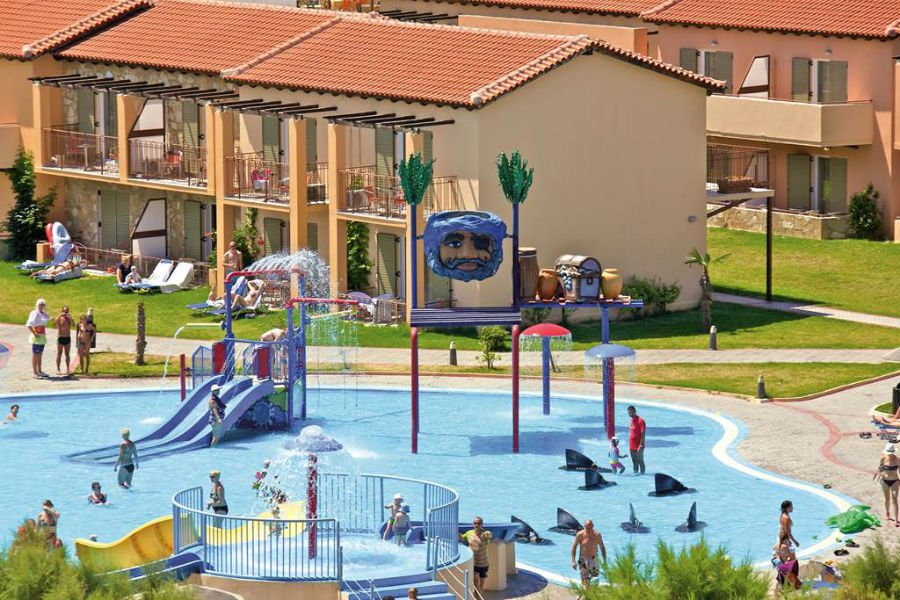 hotel for babies and toddlers in kos