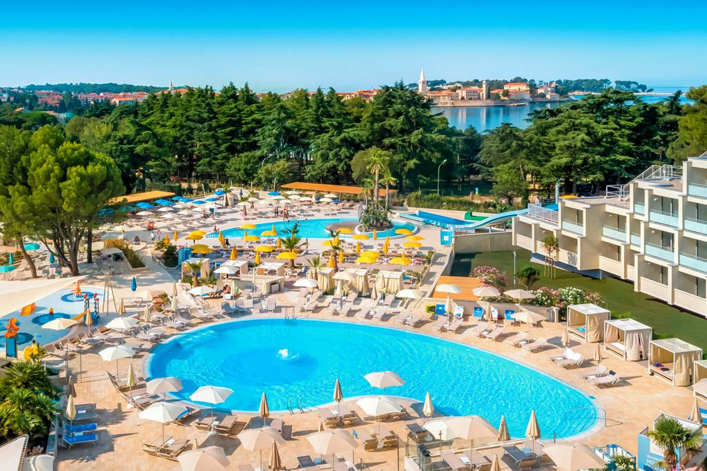 baby and toddler friendly hotel in Croatia