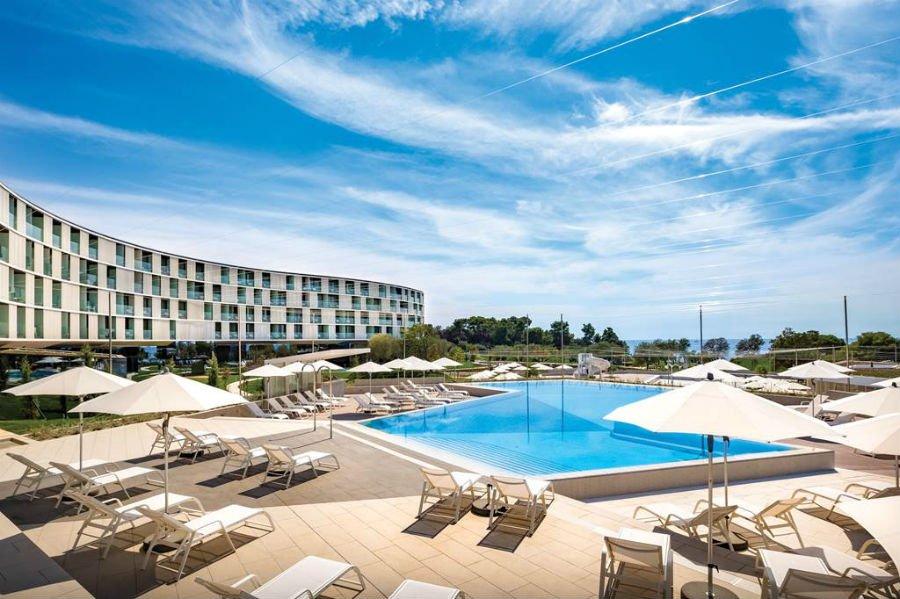 toddler friendly hotel in croatia