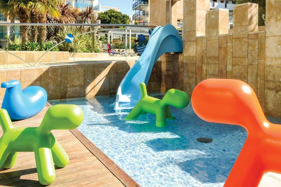 places to stay with babies and toddlers in costa dorada