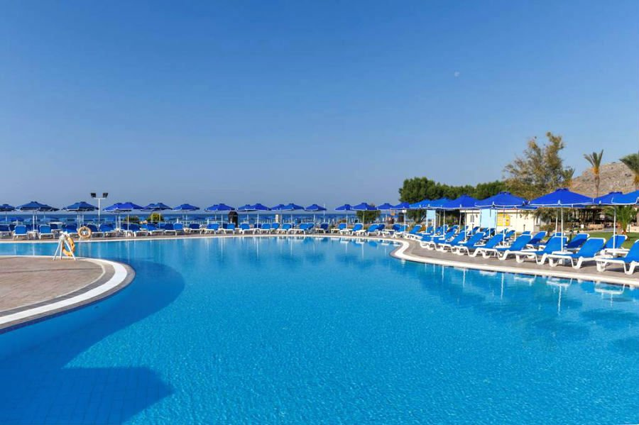 baby and toddler friendly hotels in rhodes