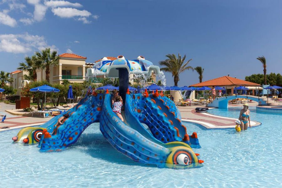 hotels for babies and toddlers in rhodes