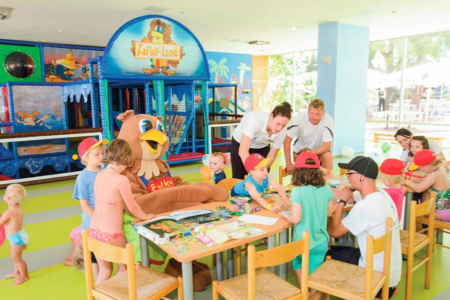 hotels for babies and toddlers in croatia