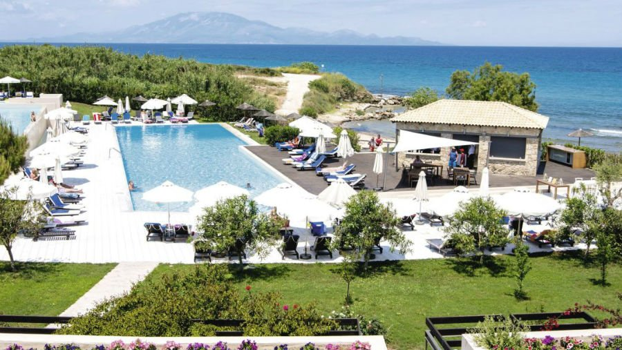 baby and toddler friendly hotel in zante