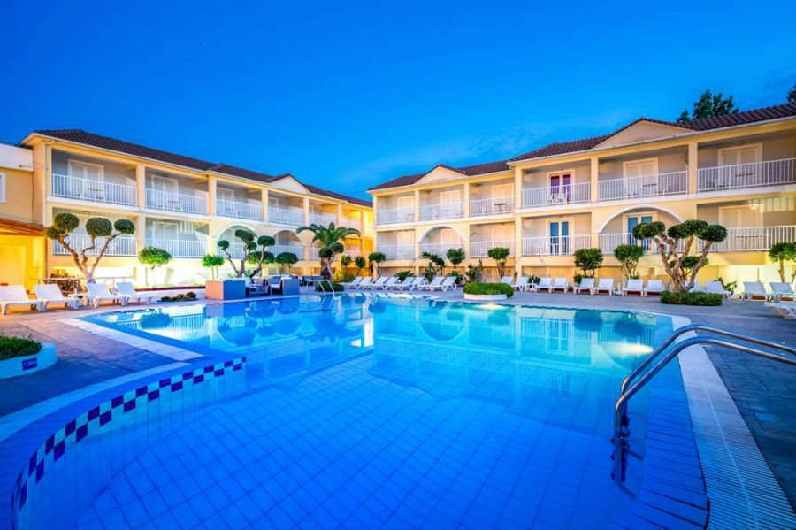 baby and toddler friendly hotels in zante