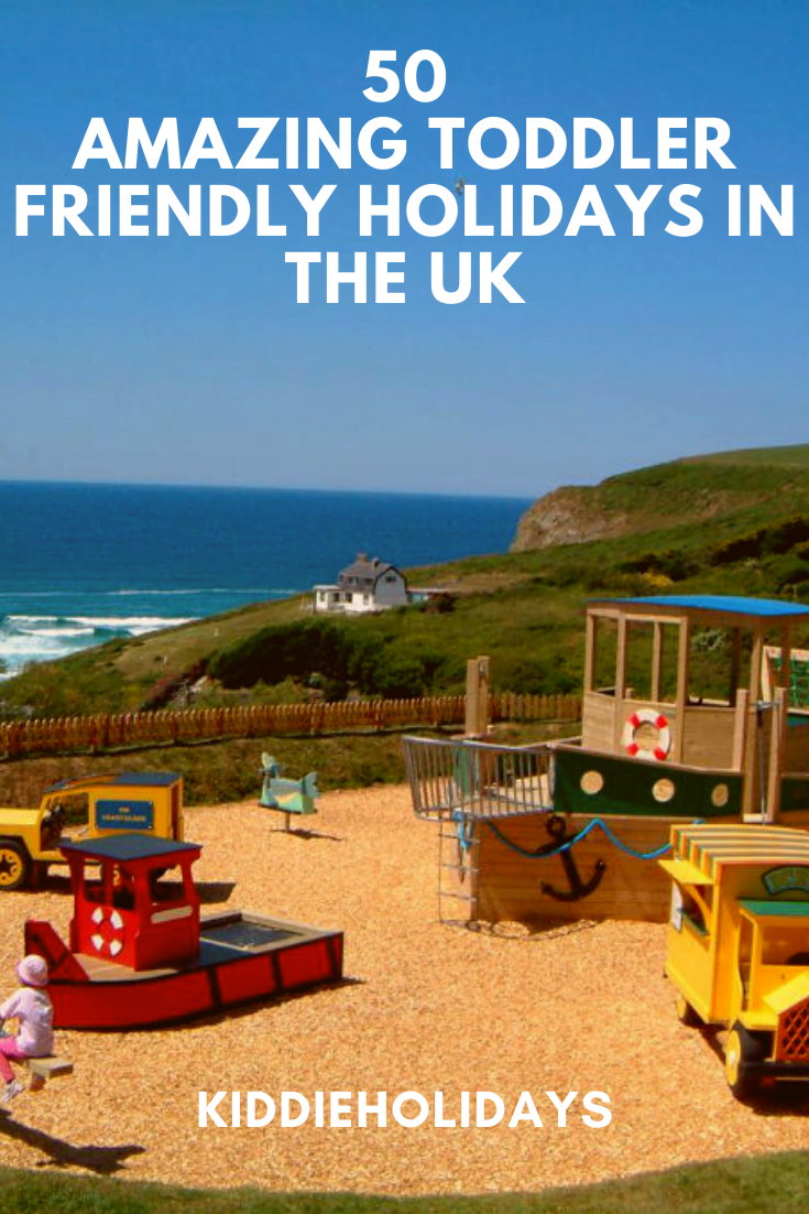 toddler friendly holidays uk