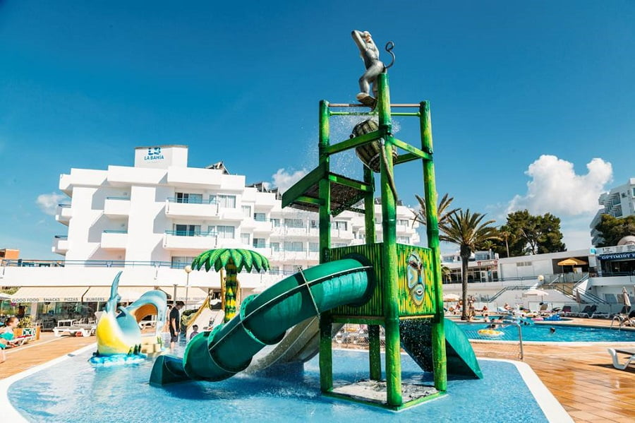 baby and toddler friendly apartments in ibiza