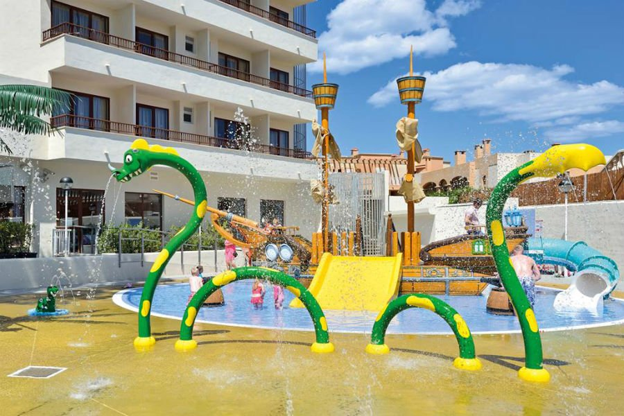 hotel for toddlers in ibiza