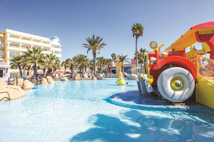toddler friendly holiday spain