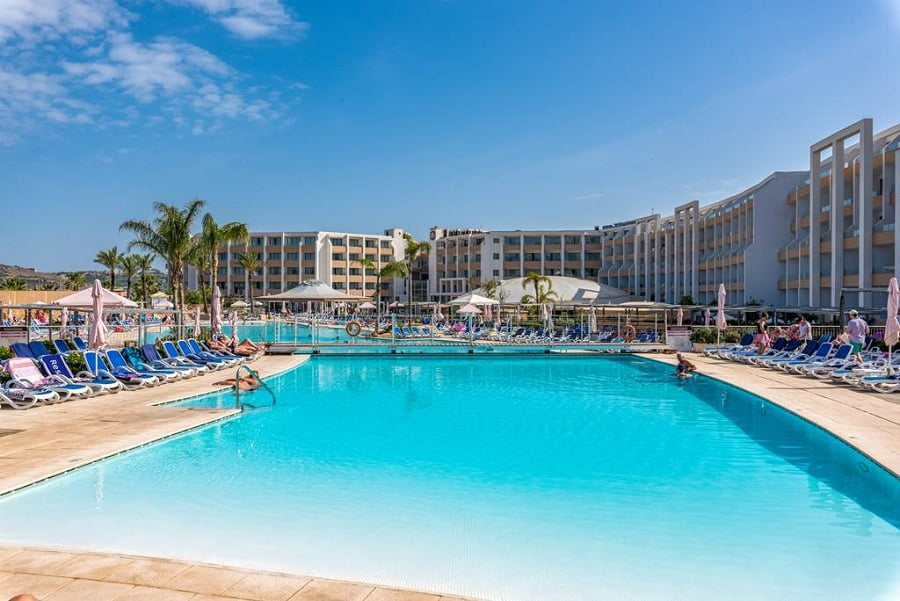 all inclusive hotel for babies and toddlers