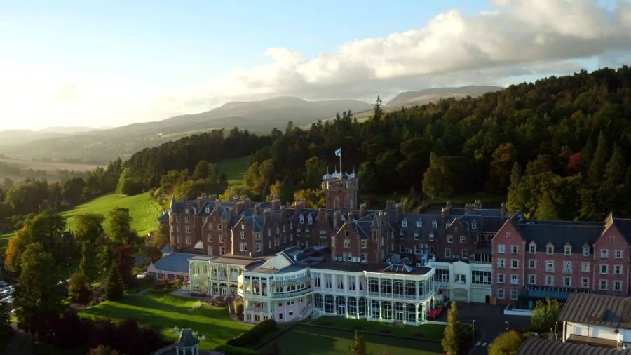 baby and toddler friendly hotel in scotland