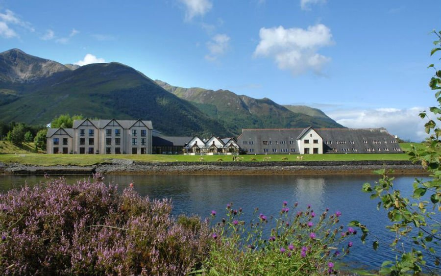 place to stay with babies and toddlers in scotland