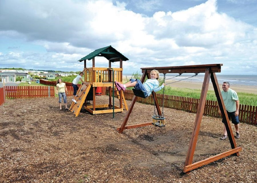 toddler friendly holiday park scotland