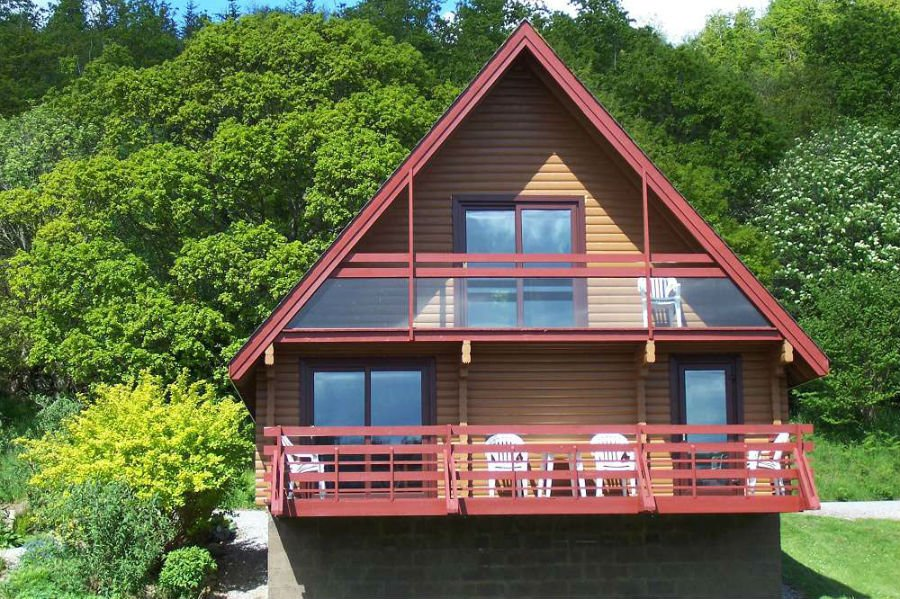 toddler friendly lodges in scotland