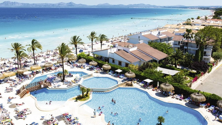 baby and toddler friendly hotels in majorca