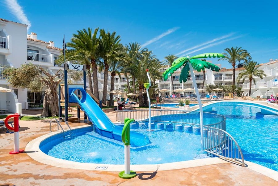 baby and toddler holidays majorca