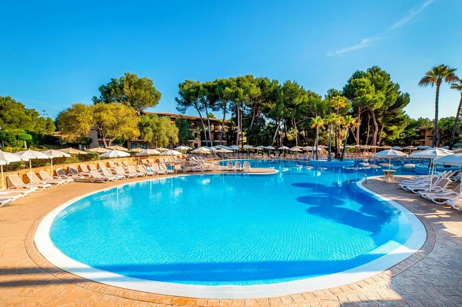 toddler friendly holidays majorca