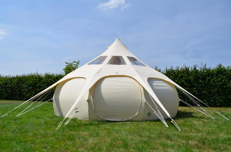 baby and toddler friendly camping in yorkshire