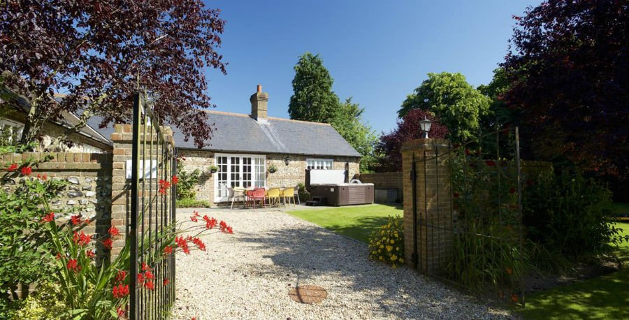 cottages for babies and toddlers in dorset