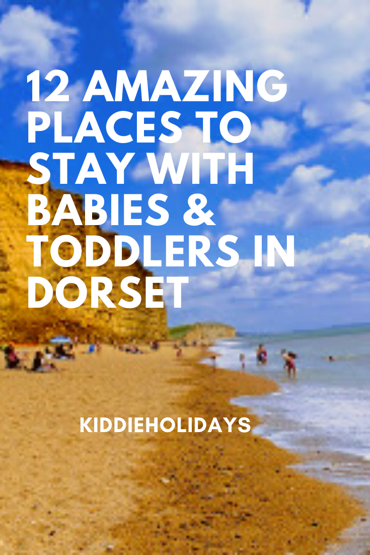 baby and toddler friendly place to stay in dorset