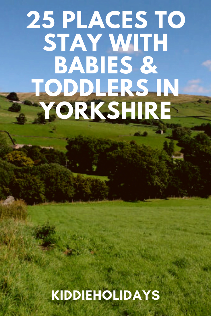baby and toddler friendly place to stay in yorkshire