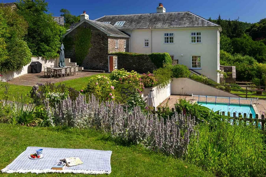 luxury baby and toddler friendly cottages in devon