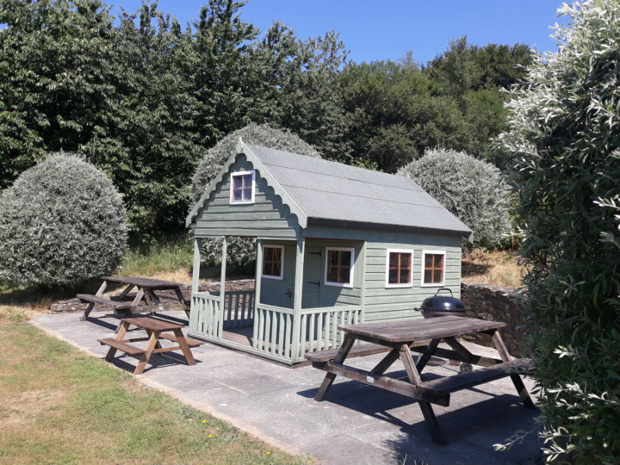 baby and toddler friendly cottages in cornwall