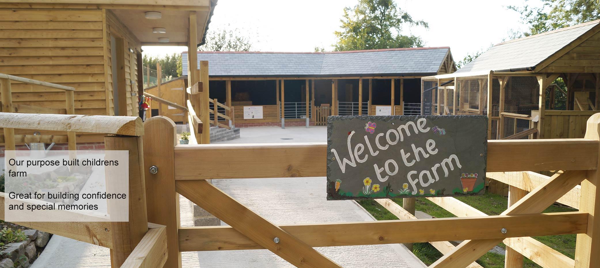 toddler friendly farm holidays devon