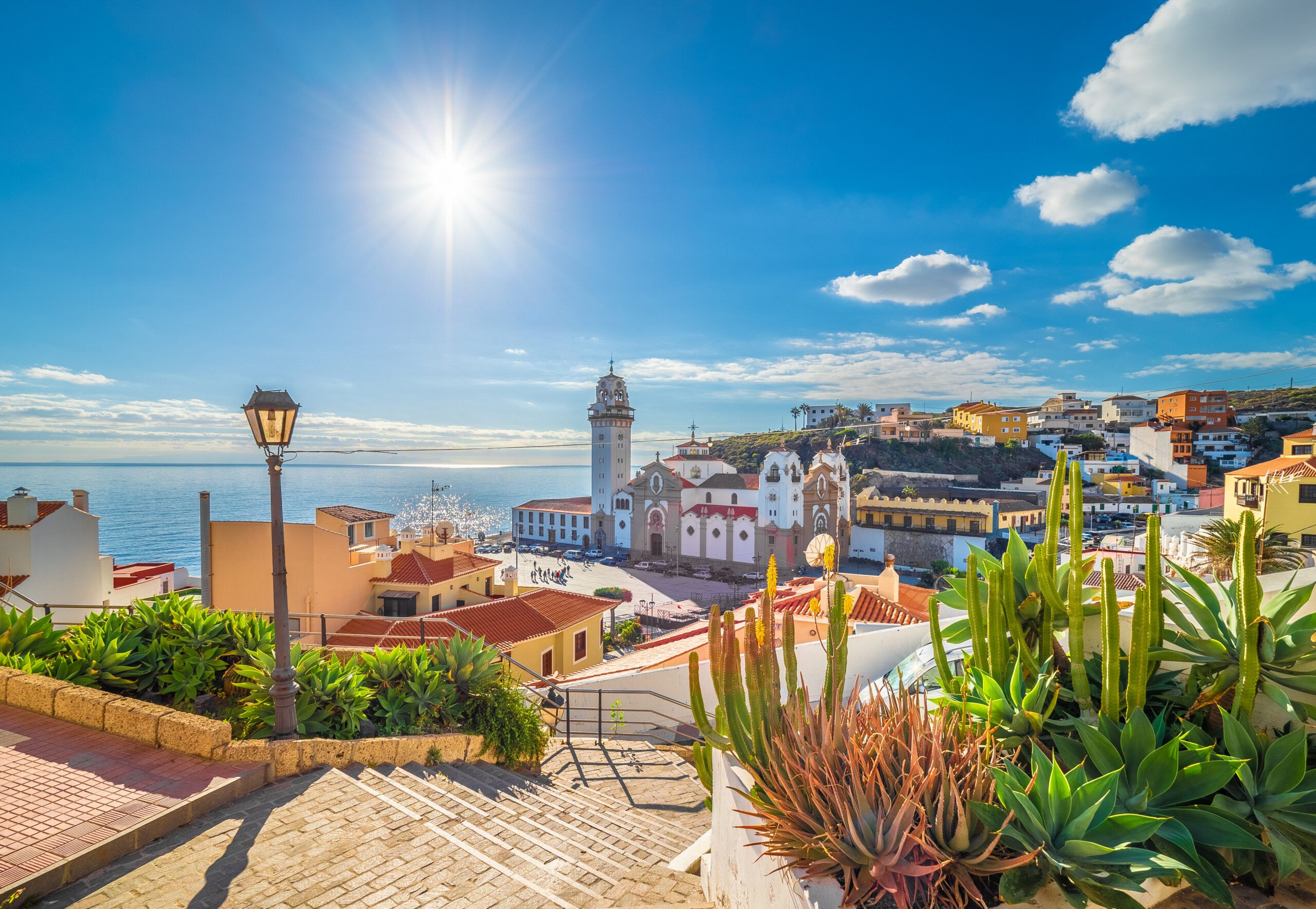 places to stay with babies and toddlers in tenerife