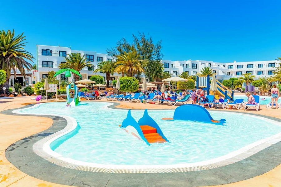 baby and toddler friendly apartments lanzarote