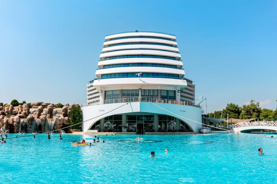 toddler friendly hotel turkey
