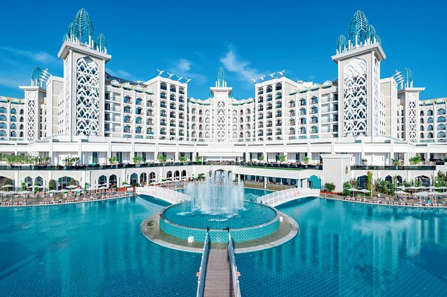 hotels for toddlers in turkey