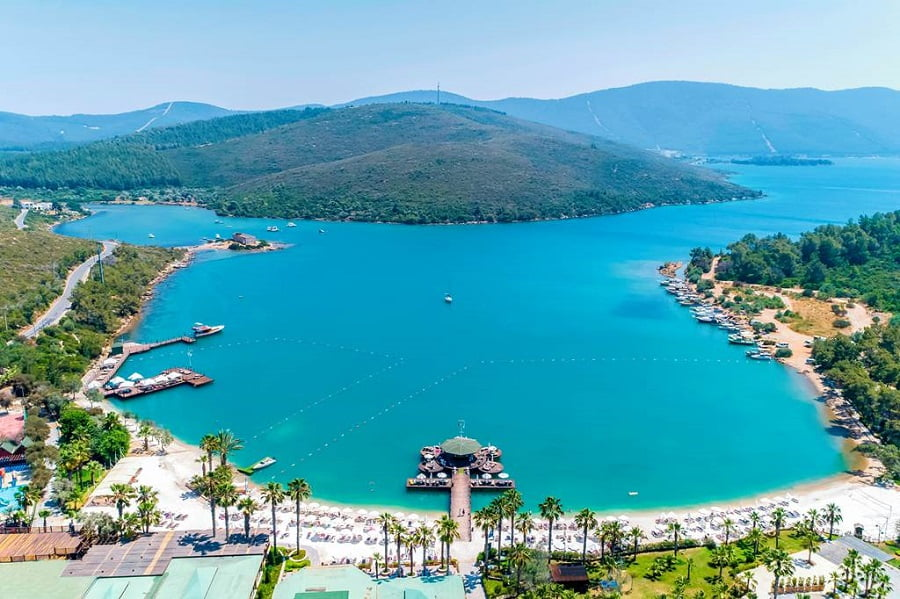 baby and toddler friendly hotel turkey