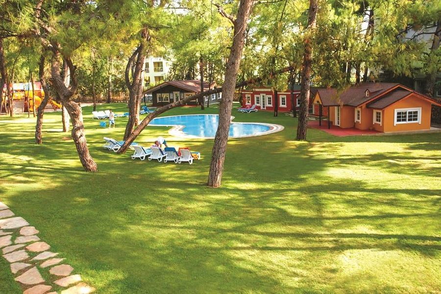 baby friendly hotel turkey