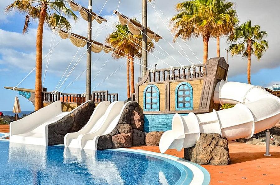 toddler friendly hotel fuerteventura