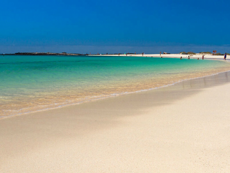 bay and toddler friendly places to stay in fuerteventura