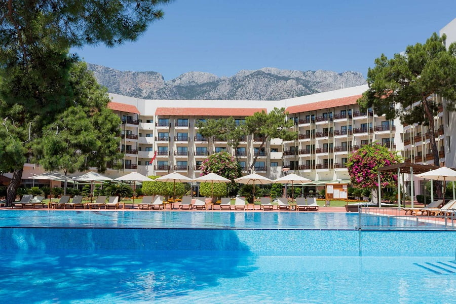 all inclusive hotel for babies and toddlers in turkey