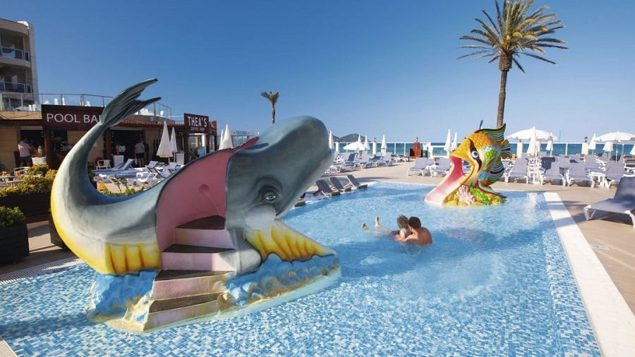 hotel for babies and toddlers in majorca