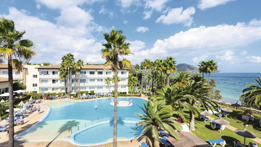 toddler friendly hotel majorca