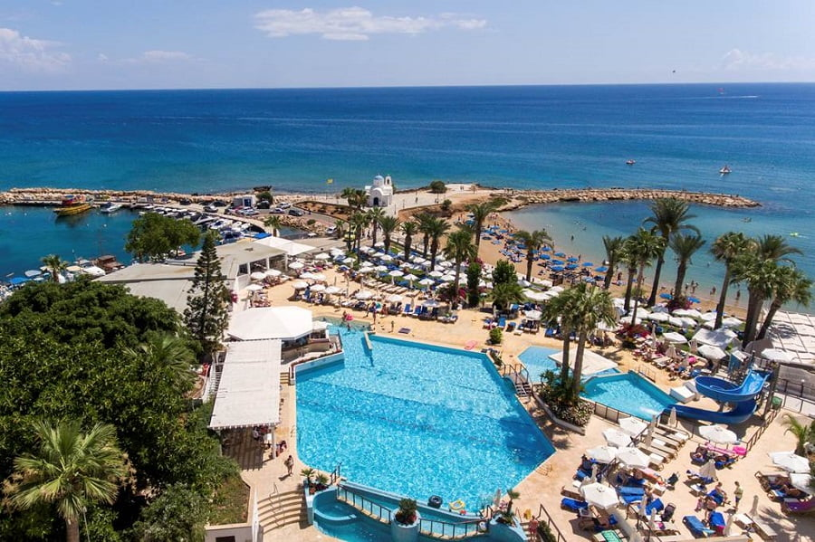 hotel for babies and toddlers in cyprus