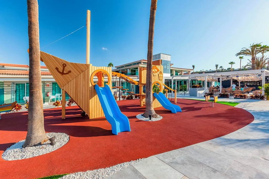baby and toddler friendly hotel in gran canaria