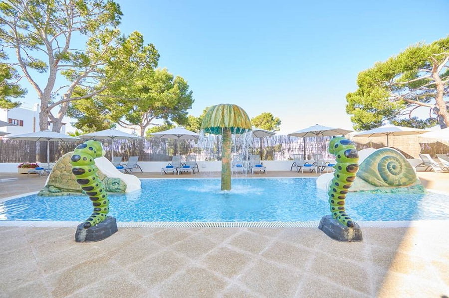 baby and toddler friendly apartments in cala d'or majorca