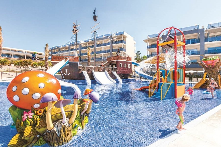 holidays for babies and toddlers in majorca
