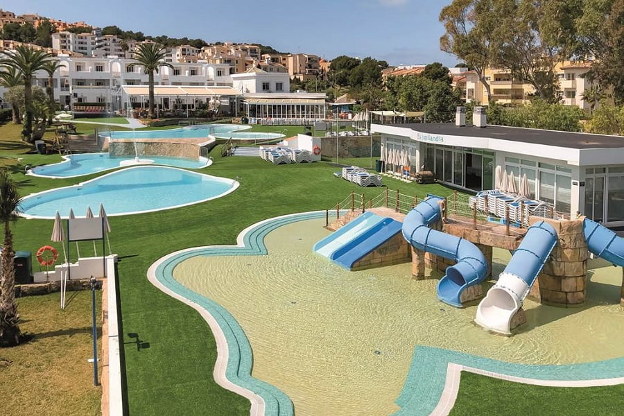 baby and toddler friendly apartments in santa ponsa majorca