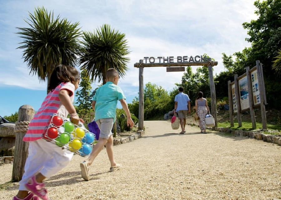 holiday park for babies and toddlers in wales