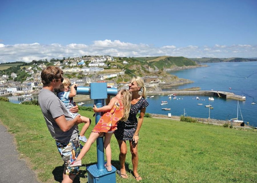baby and toddler holidays in cornwall