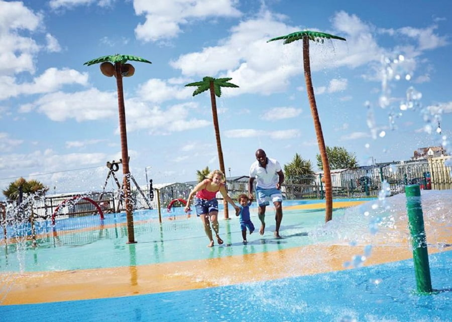toddler friendly holiday parks wales